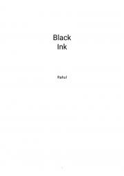 Black ink (eBook)