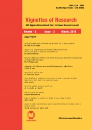 Vignettes of Research (March - 2018)