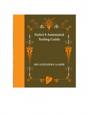 Siebel 8 Automated Testing Guide (eBook)