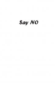 Say NO (eBook)