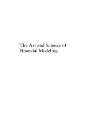Financial Modeling (eBook)
