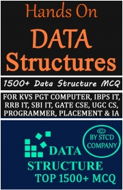 Hands on Data Structures & Algorithms 1500+ MCQ e-Book (eBook)