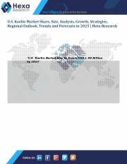 U.S. Kaolin Market Size, Share, Application and Trend Analysis, 2014 to 2025 (eBook)