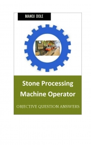 Stone Processing Machine Operator  (eBook)