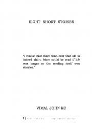 Eight Short Stories (eBook)