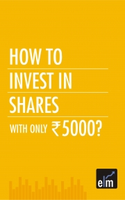 How to Invest in Shares With Only Rs. 5000 (eBook)