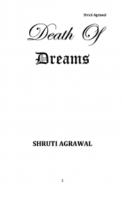 Death Of Dreams (eBook)