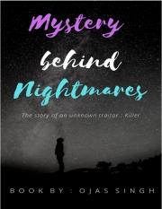 Mystery Behind Nightmares (eBook)