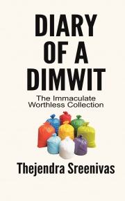Diary of a Dimwit - The Immaculate Worthless Collection