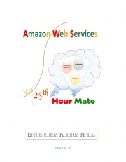 Amazon Web Services - Your 25th Hour Mate (eBook)