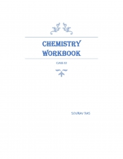 ICSE CHEMISTRY WORKBOOK FOR CLASS 10 (eBook)