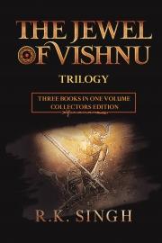 THE JEWEL OF VISHNU - THE CHRONICLES OF KUMARI KANDAM - INDIA'S LOST CONTINENT