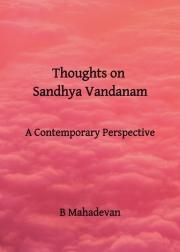 Thoughts on Sandhya Vandanam