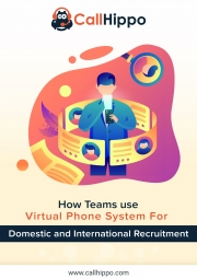 How Teams Use Virtual Phone System For Domestic And International Recruitment (eBook)