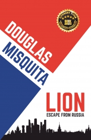 Lion - Escape from Russia (hardcover)