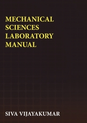 MECHANICAL SCIENCES LABORATORY MANUAL