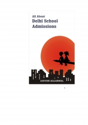 All About Delhi School Admissions (eBook)