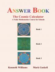 The Cosmic Calculator Course - Answer Book