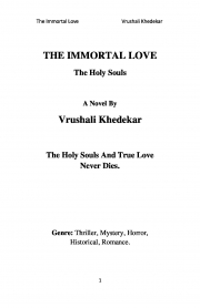 THE IMMORTAL LOVE (eBook)