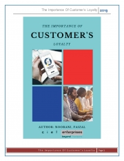 The Importance Of Customer Loyalty (eBook)