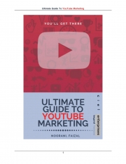 Ultimate Guide To YouTube Marketing (eBook)