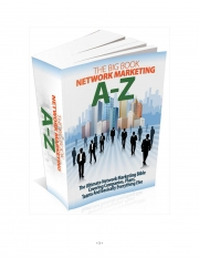 The Bible of Network Marketing A-Z (eBook)