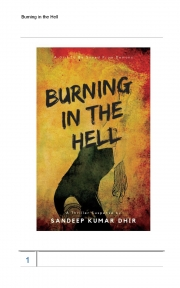 BURNING IN THE HELL (eBook)