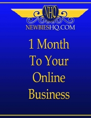 1 Month to Your Own Online Business (eBook)