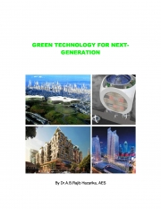 Green Technology for Next-Generation (eBook)