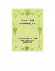 Oracle OBIEE Interview Q & A (eBook)