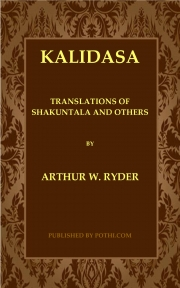 Translations of Shakuntala and Other Works of Kalidasa (eBook)