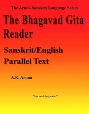 The Bhagavad Gita Reader