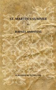St. Martin's Summer (eBook)