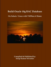 Build Oracle 10g RAC Database @ Home