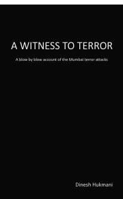 A Witness to Terror - Cover