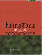 HINDU ECONOMICS (ETERNAL ECONOMIC ORDER)