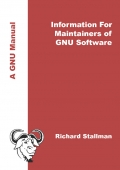 Information For Maintainers of GNU Software
