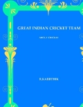 GREAT INDIAN CRICKET TEAM