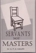 Servants, Not Masters