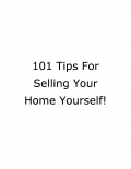 101 tips to sell your house