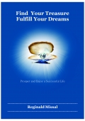 Find Your Treasure-Fulfill Your Dreams