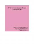 ITIL v3 Foundation Exam Study Guide (eBook)