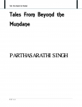 Tales From Beyond the Mundane