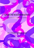QUIZ IN MATHEMATICS