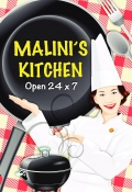 Malini's Kitchen  (eBook)