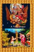 A Vedic prayer for prosperity