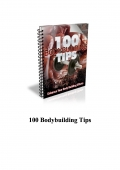 100 Body Building tips