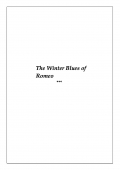 The Winter Blues (eBook)