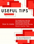 Useful Tips