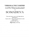 Vikram & the Vampire (Improvised Edition)